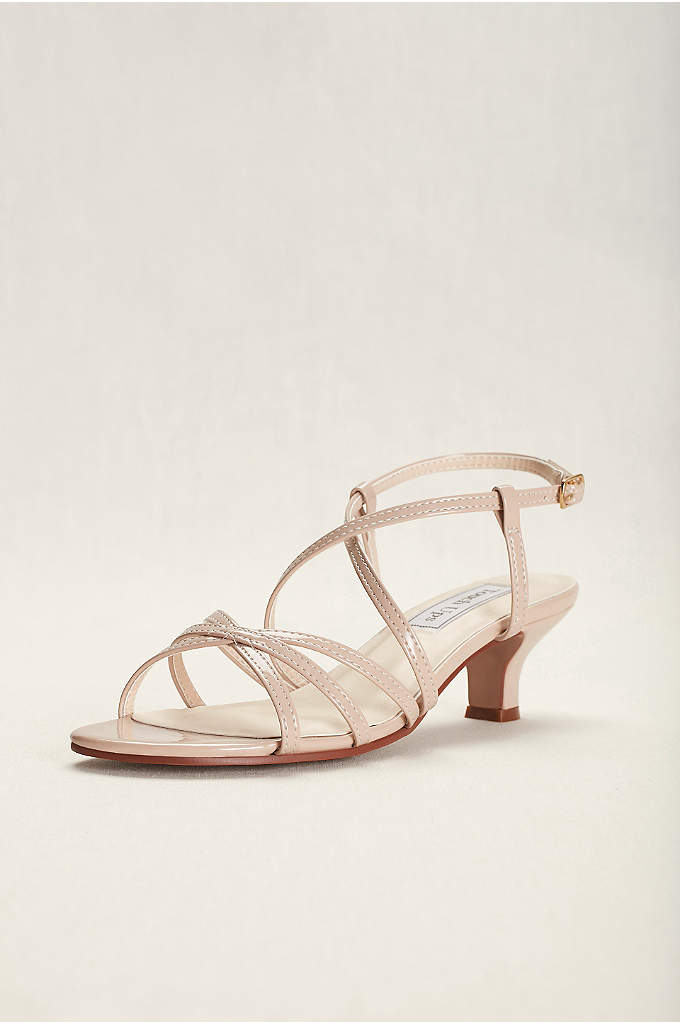Touch Ups Eileen Strappy Sandal - Eileen is a simple strappy sandal made from