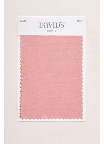 Ballet Fabric Swatch David S Bridal