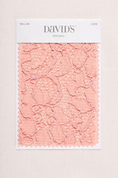 Bellini Fabric Swatch David S Bridal