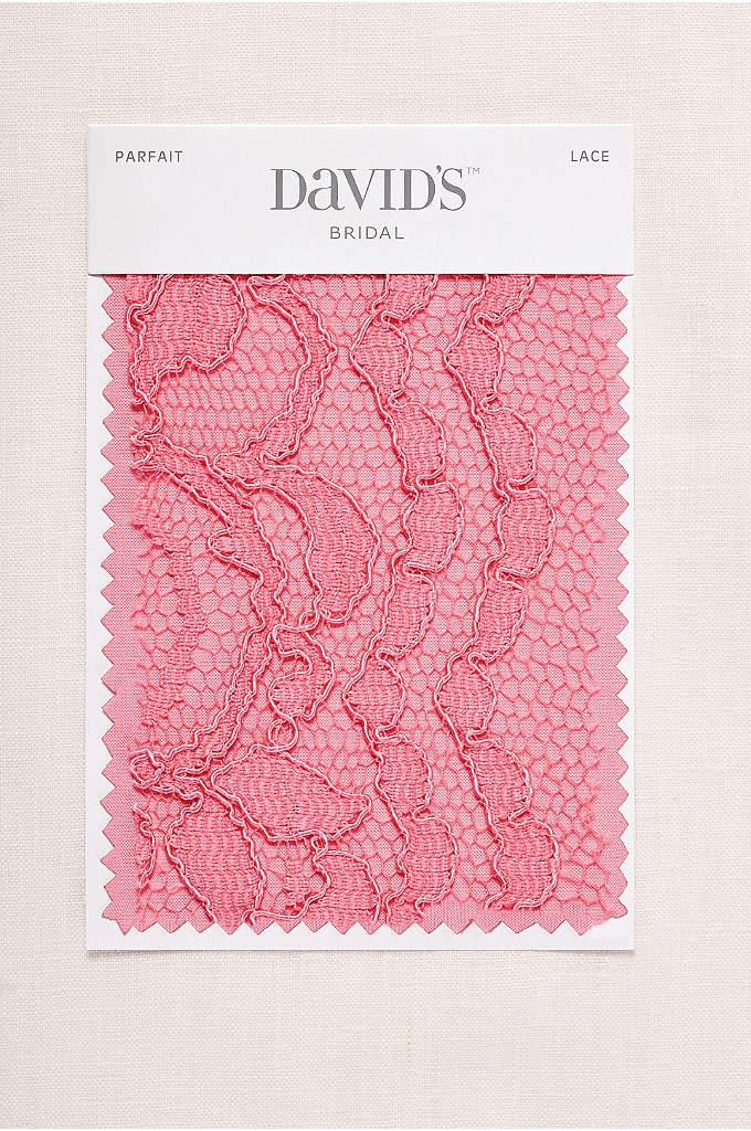 Parfait Fabric Swatch - Available in all of David's Bridal's exclusive colors,