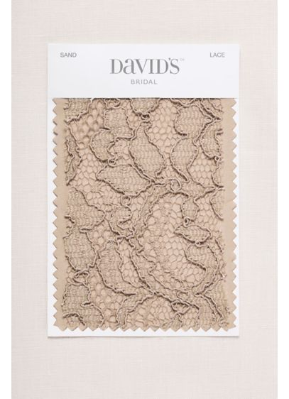 No Color Soft & Flowy David's Bridal Bridesmaid Dress