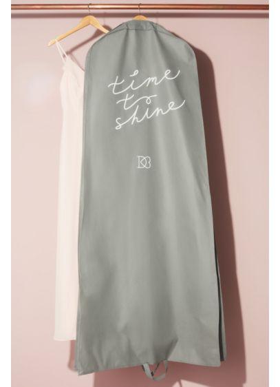 Grey (Time To Shine Garment Bag)