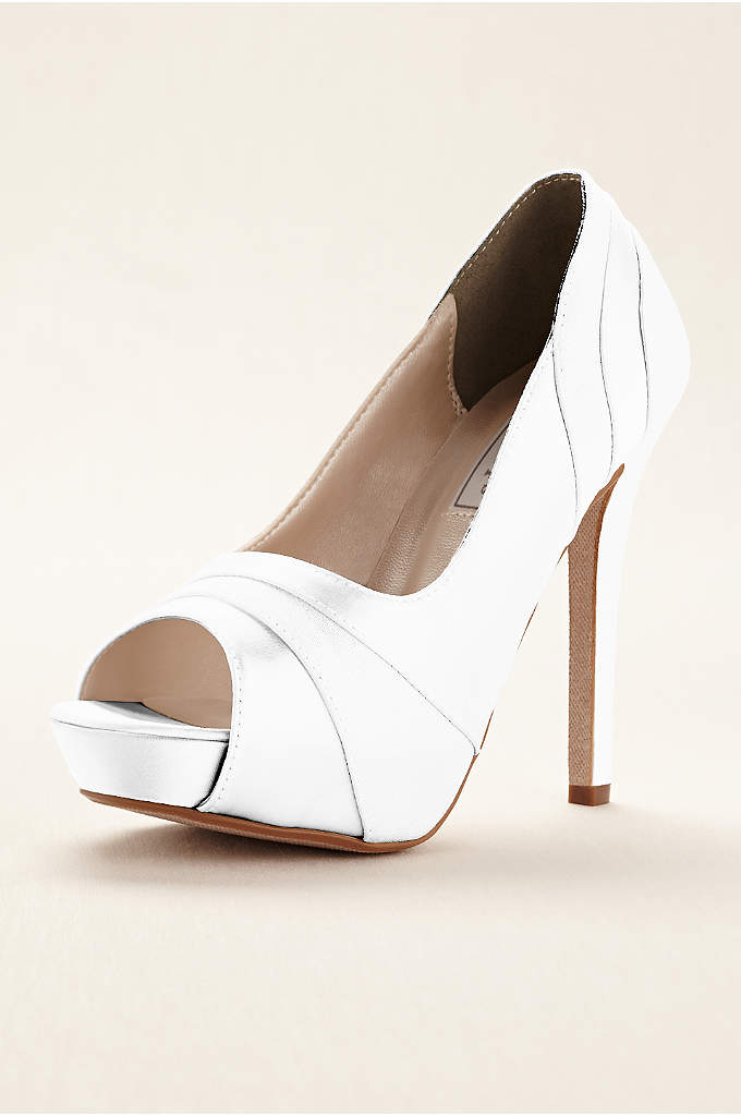 09d194d697d Emmy Dyeable Platform Pump by Touch Ups