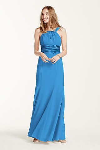 Cornflower Blue Bridesmaid Dresses | Davids Bridal