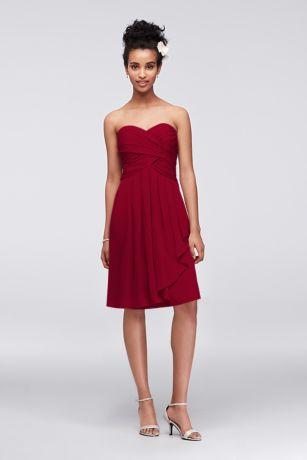 Short Front Dress