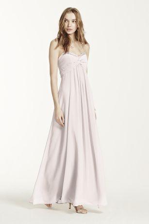 Long Sheer Dress