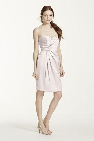 Strapless Dresses David's Bridal Regency