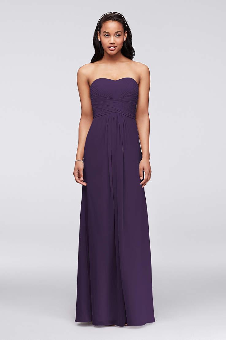 Purple Wedding Dresses And Bridal Gowns David S Bridal