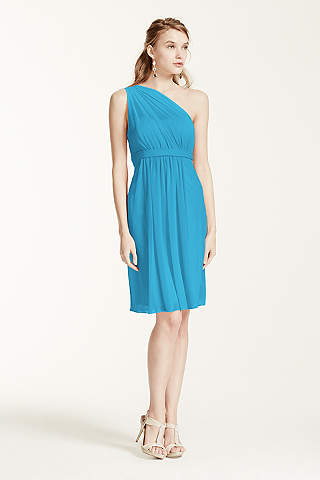 Malibu Blue Bridesmaid Dresses | David\'s Bridal