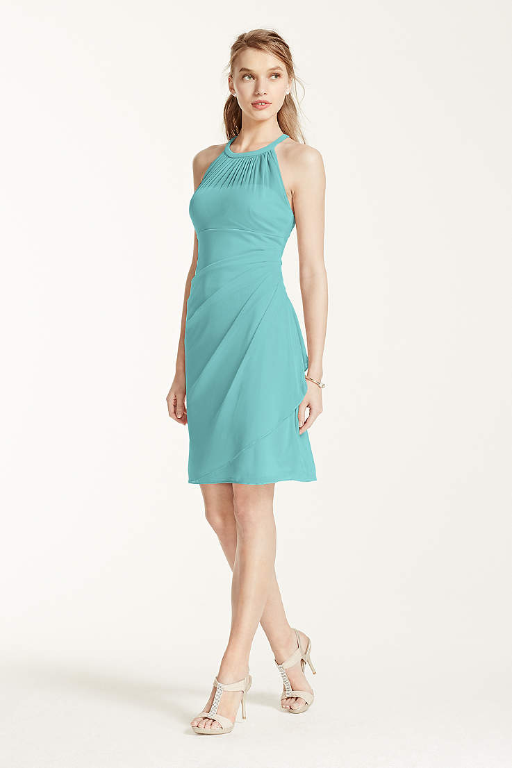 7975e850e Turquoise Blue Bridesmaid Dresses You ll Love