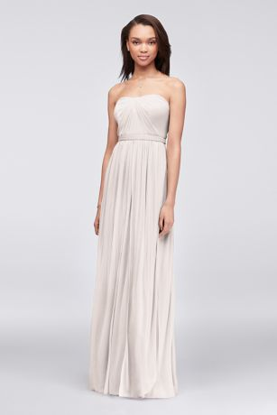 Long Bridesmaid Dresses Youll Love Davids Bridal