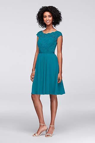 Oasis Bridesmaid Dresses & Gowns | David\'s Bridal