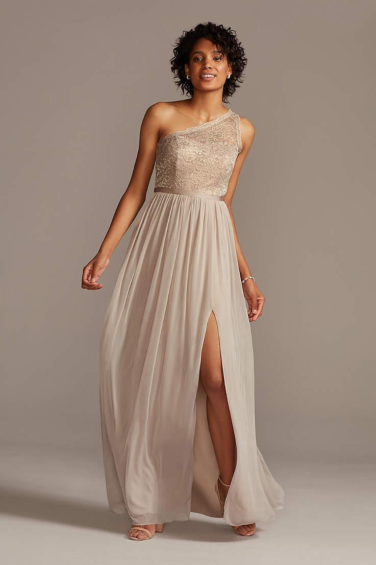 Gold Bridesmaid Dresses You'll Love | David'