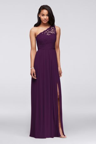 Plum And Eggplant Dresses Gowns David S Bridal