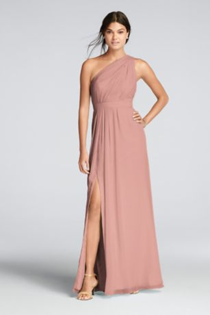 Pink Bridesmaid Dresses Light To Hot Pink David S Bridal