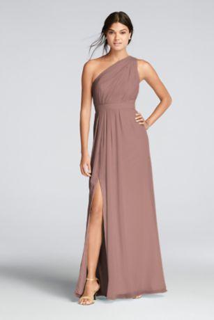 Quartz Mauve Bridesmaid Dresses And Gowns David S Bridal