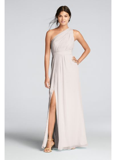 Long Sheath Simple Wedding Dress - David's Bridal