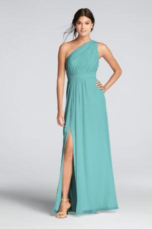 Long A-Line;Sheath Wedding Dress - David's Bridal
