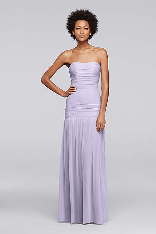 Purple Bridesmaid Dresses: Light & Dark Colors | David\'s Bridal