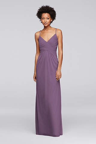 Lilac & Lavender Bridesmaid Dresses | David\'s Bridal