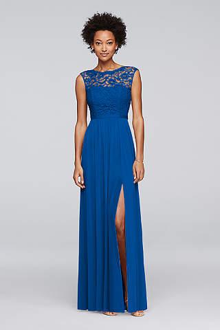 Royal Blue Bridesmaid Dresses: Short & Long | David\'s Bridal