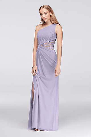 Purple Bridesmaid Dresses: Light & Dark Colors | David\'s Bridal