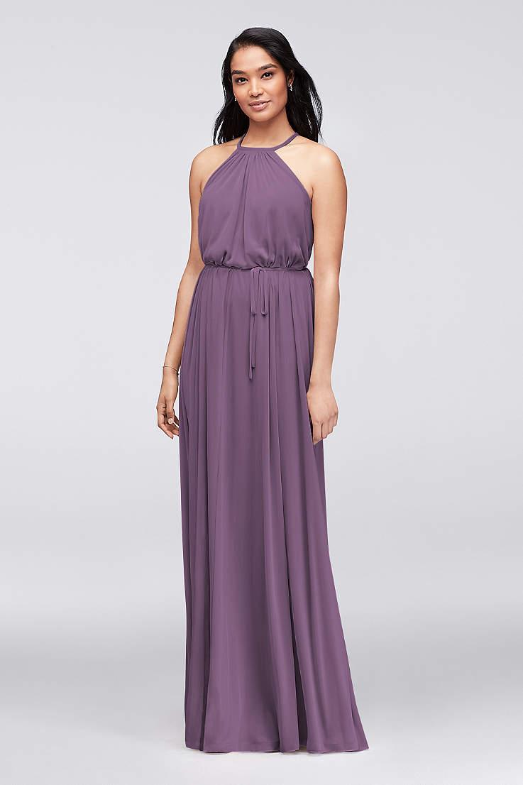 a1d4f46f568d4 Lilac & Lavender Bridesmaid Dresses   David's Bridal