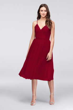 Flowy Floor Length Dress