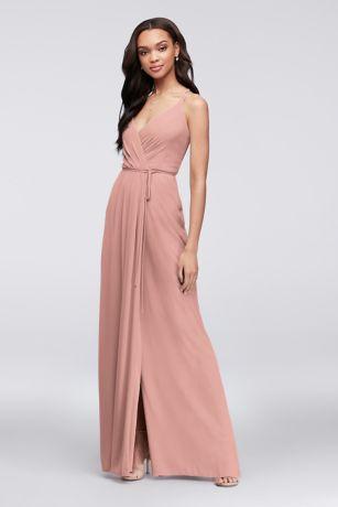Blush Bridesmaid Dresses Blush Pink Colored Dresses