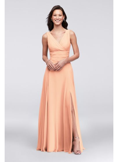 Long Sheath Formal Wedding Dress - David's Bridal