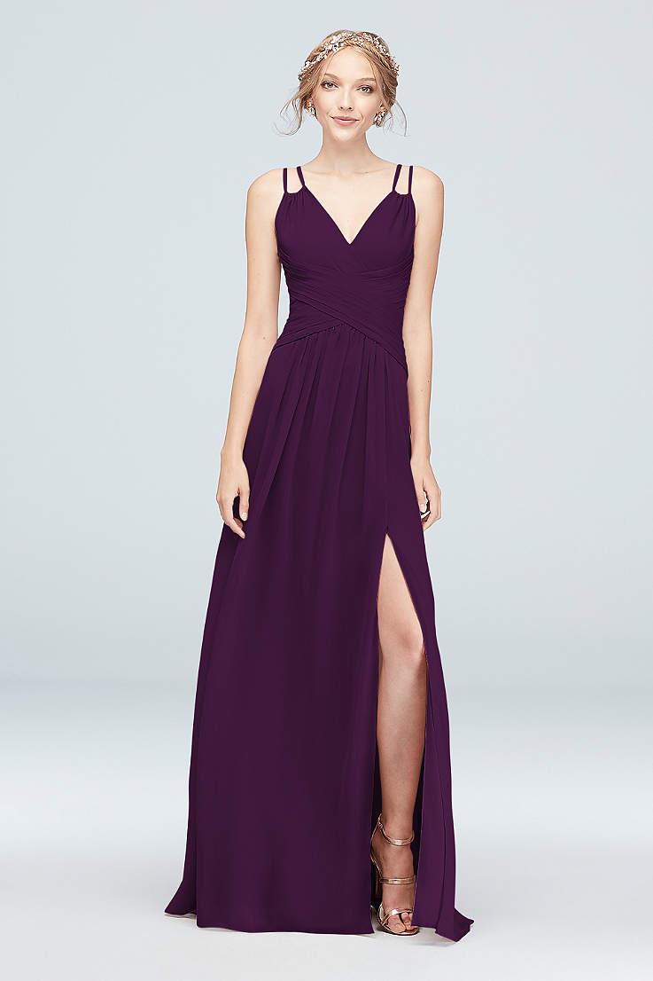 Purple Bridesmaid Dresses Light Dark Colors David S Bridal,Wedding Dressing Table