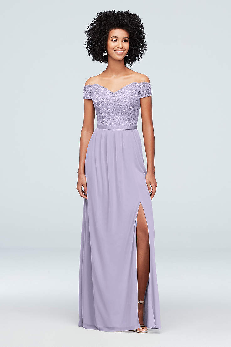 facafd400f17 Purple Prom Dresses: Short & Long Lengths | David's Bridal
