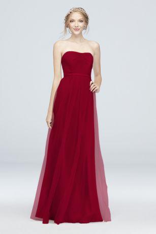 Tulle Dresses Bridesmaid