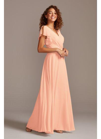 Long A-Line Modest Wedding Dress - David's Bridal