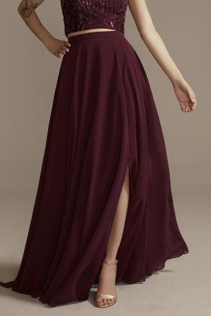 Long Separates Bottom Dress - David's Bridal