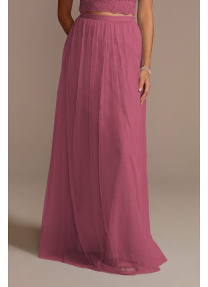 Bridesmaid Separates Tulle A-Line Skirt - Designed to be paired with our other bridesmaid