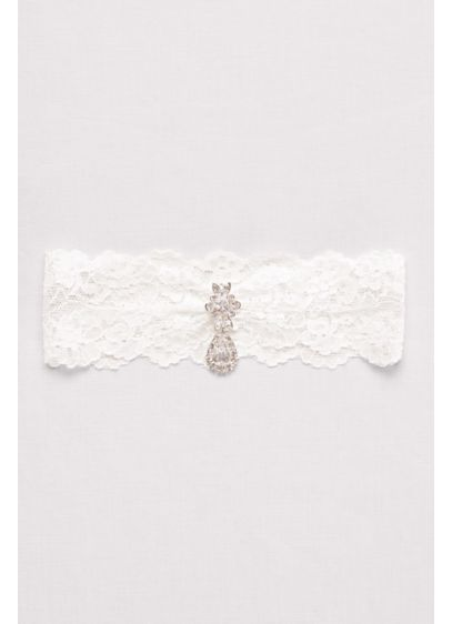 Rhinestone Drop Garter - Wedding Gifts & Decorations