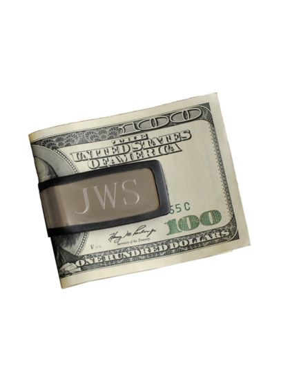 (Personalized Sport Fit Money Clip)