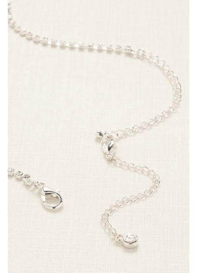Rhinestone Necklace Extender - Wedding Accessories