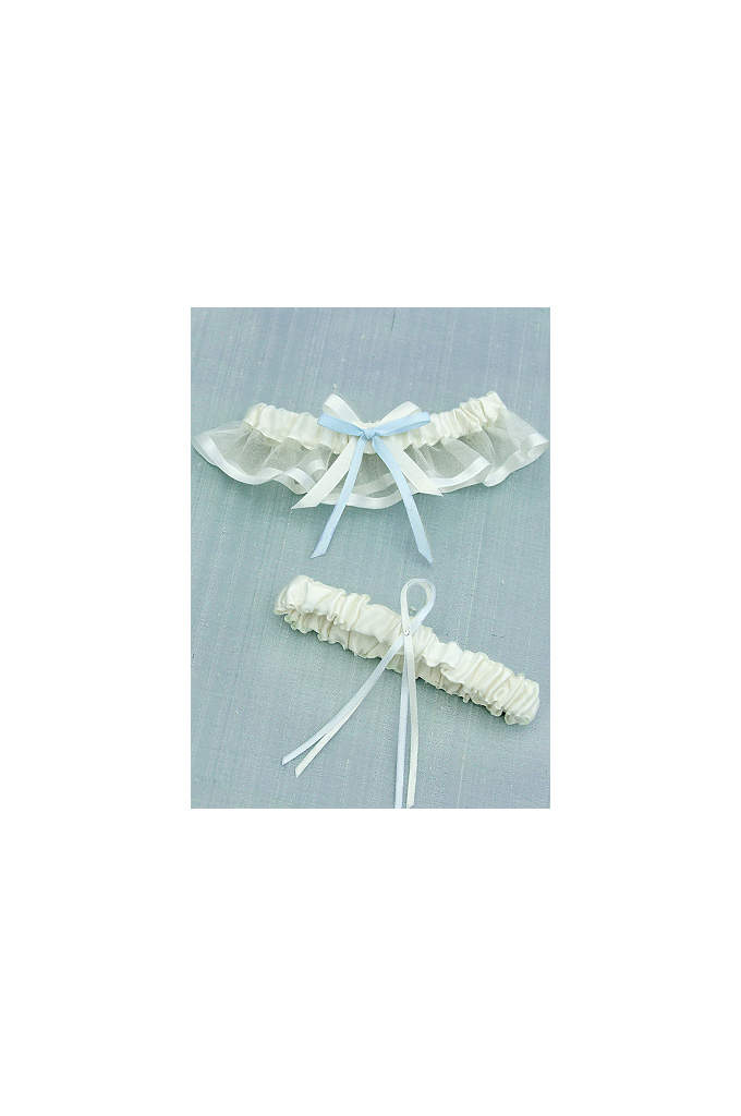 DB Exclusive Cheerful Bow Garter Set