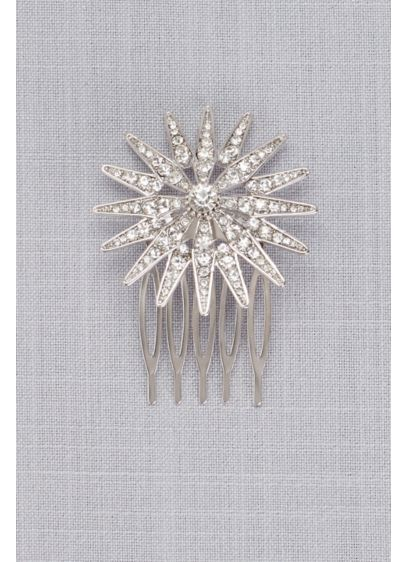 Antique Starburst Comb - Wedding Accessories