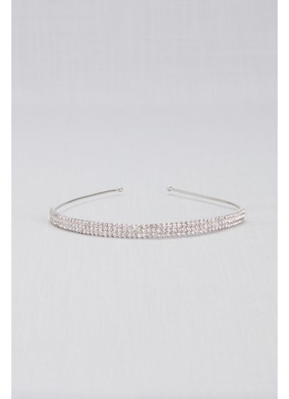 Crystal Cupchain Headband - Wedding Accessories