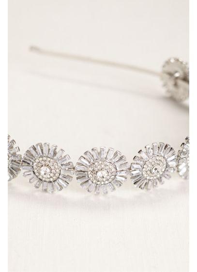 Starburst Crystal Headband - Wedding Accessories