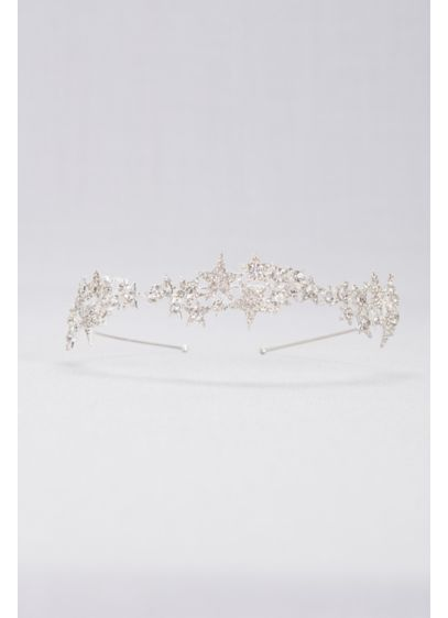 David's Bridal Grey (Celestial Star Headband)