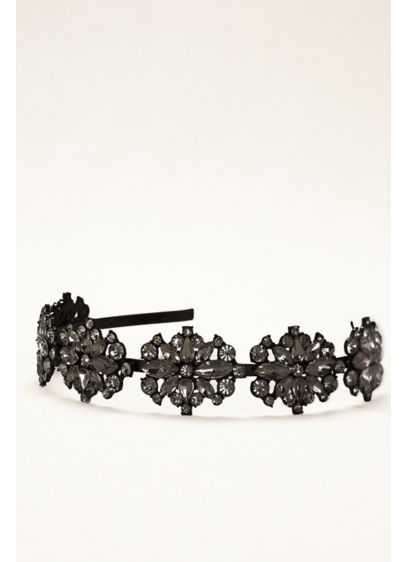Six Station Hard Headband - Wedding Accessories