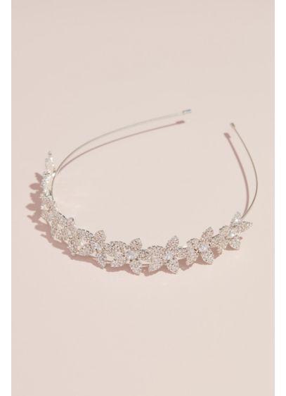 Star Flower Crystal Headband - Wedding Accessories
