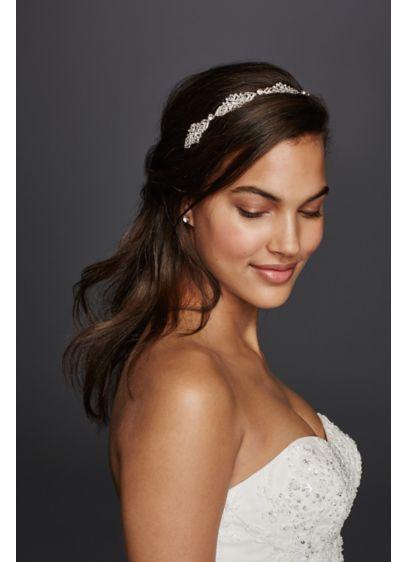 Filigree Station Headband - Wedding Accessories