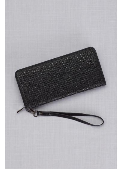 Rhinestone Wristlet Wallet - Wedding Accessories