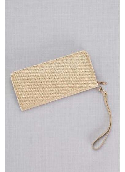 Shimmer Wristlet Wallet - Wedding Accessories