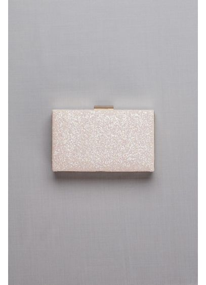 Iridescent Glitter Minaudiere - Wedding Accessories